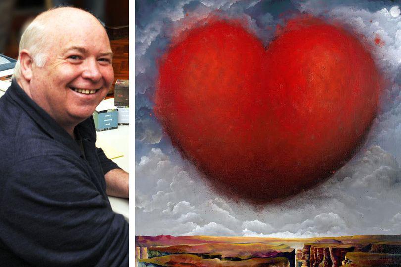 Mackenzie Thorpe charity heart